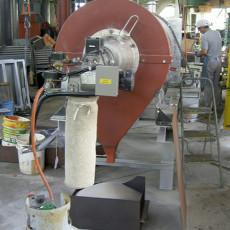 砂処理機関連